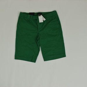 Banana Republic Shorts - New Banana Republic Regular  Green 12  Ryan Fit Co